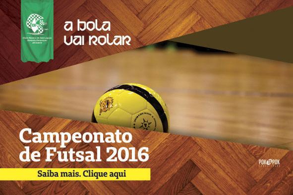 Campeonato Futsal 2016