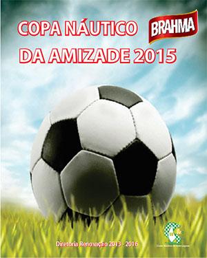 Copa Náutico Brahma da Amizade 2015