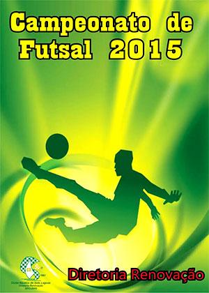 Campeonato Futsal 2015