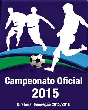 Campeonato Oficial 2015